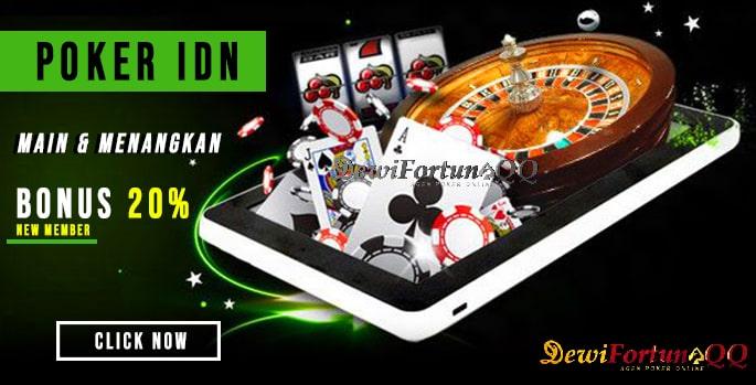 Cara Main Poker IDN Bonus New Member Dan Memenangkan Permainan