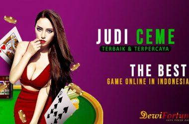 Games Judi Ceme Online Terbaik Dan Terpercaya1