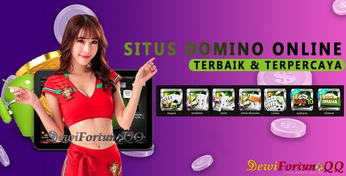 Situs Poker Domino Online Terbaik Dan Terpercaya